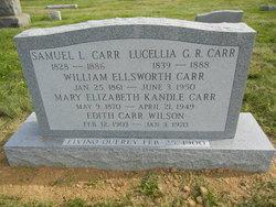 William Ellsworth Carr