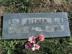 Leslie Merle Bitner, Sr