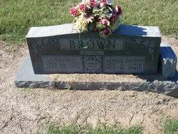 Alice Adell <i>Nunn</i> Brown