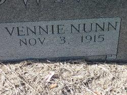 Vennie <i>Nunn</i> Brown