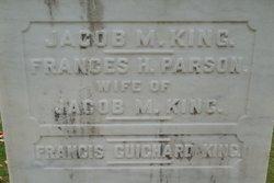 Frances H. <i>Parson</i> King