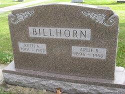 Arlie Ray Billhorn