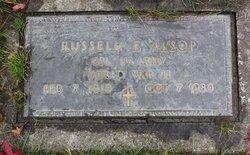 Russell E Alsop