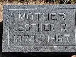 Esther R. <i>Stringfellow</i> Beer
