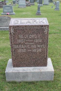 Sarah Elizabeth <i>Fultz</i> Clark
