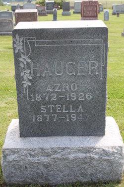 Clara Estella <i>Lowery</i> Hauger