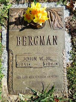 John W Bergman, Jr