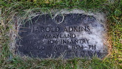 Harold Adkins
