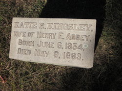 Katie R <i>Kingsley</i> Abbey