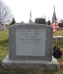 Dr George Willis Cole Studley