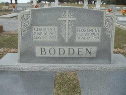 Florence Emma <i>Bluntzer</i> Bodden