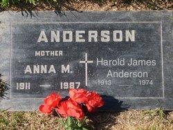 Harold James Anderson
