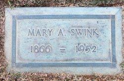Mary A. <i>Ard</i> Swink