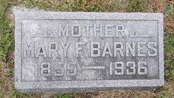 Mary <i>Barnes</i> Baynham