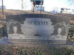 Rufus Dean Brackney