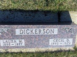 Cecil D Dickerson