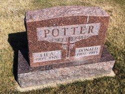 Lila Nelle <i>Frederickson</i> Potter