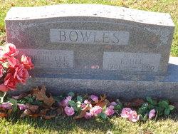 Robert Lee Bowles