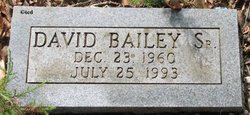 David Wayne Bailey, Sr
