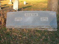 Caroline <i>Driggs</i> Foster