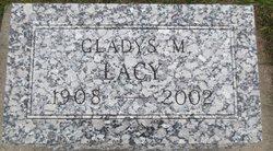 Gladys M <i>Lemon</i> Lacy