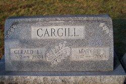 Mary L. <i>Fuller</i> Cargill