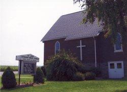 Saint Johns Lutheran-Brick Church Cemetery