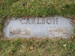 Gladys Alice <i>Olsen</i> Carlson