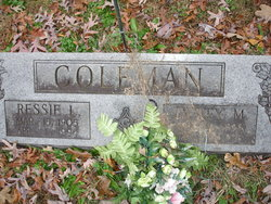 Ressie L Coleman