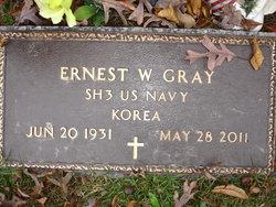 Ernest W Gray