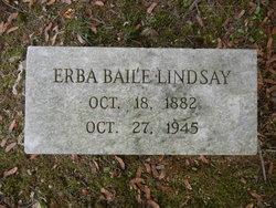 Erba Baile Lindsay