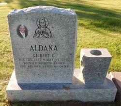 Gilbert C Aldana