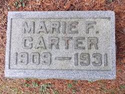 Marie F Carter