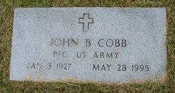John B Cobb