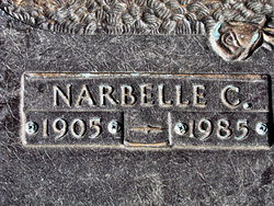 Narbelle C. Pate
