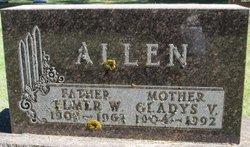 Elmer W Allen