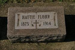 Henrietta Hattie <i>Schulz</i> Flohr