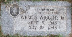 Wesley Wiggins, Jr