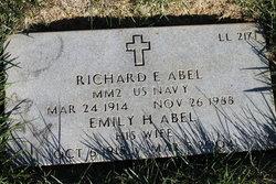 Richard E Abel