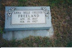 Anna B. Freeland