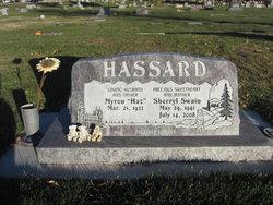 Helen Sherryl <i>Swain</i> Hassard