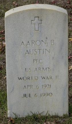 Aaron B Austin