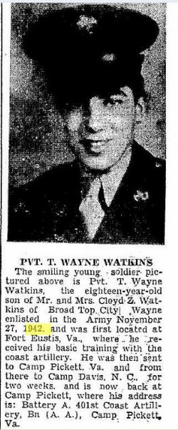 Thomas Wayne Watkins