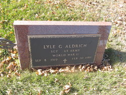 Lyle Aldrich