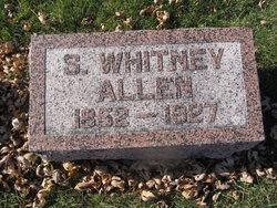 S Whitney Allen