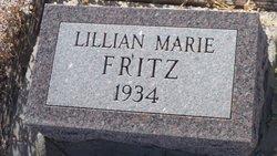 Lillian Marie Fritz
