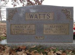 Nancy J. <i>Begley</i> Watts