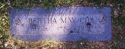 Bertha May Cox