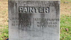 Artie J <i>Smith</i> Painter