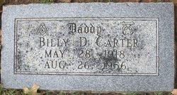 Billy Douglas Carter